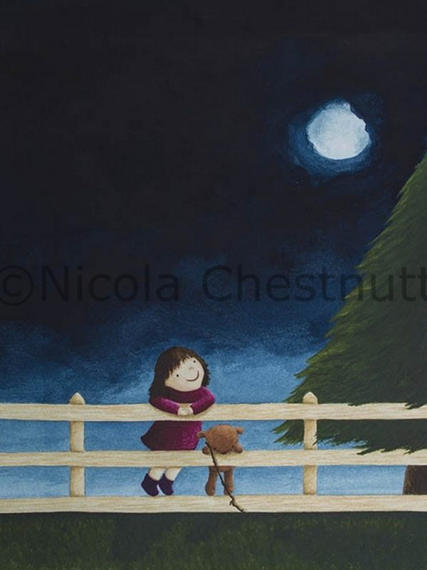 Little Moon by Nicola Chestnutt