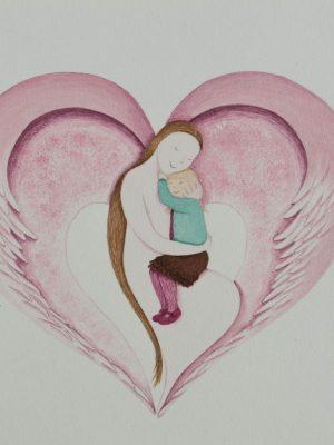 Guardian Angel by Nicola Chestnutt